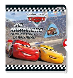 Disney Cars: Mein Drehscheibenbuch von Lightning McQueen und seinen Freunden von Panini