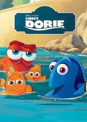 Findet Dorie – Das große Buch zum Film