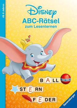 Disney Classics: ABC-Rätsel zum Lesenlernen von Johannsen,  Anne, The Walt Disney Company