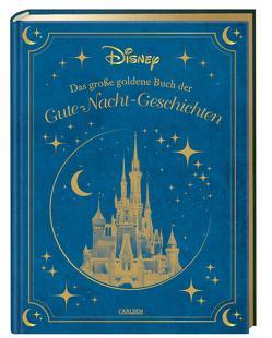 Disney: Das große goldene Buch der Gute-Nacht-Geschichten von Disney,  Walt