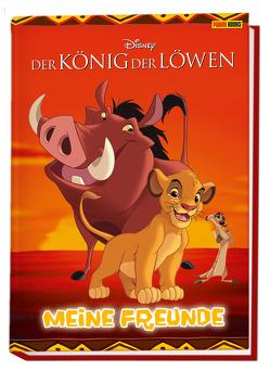 Disney Der König der Löwen: Meine Freunde von Panini