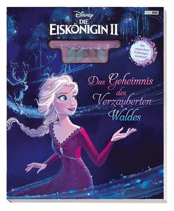 Disney Die Eiskönigin 2: Das Geheimnis des Verzauberten Waldes (mit Armband) von Panini