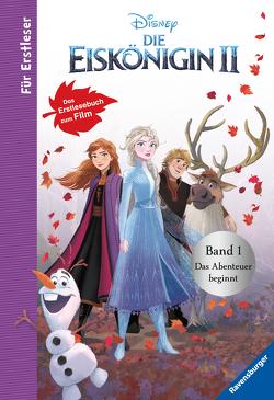 Disney Die Eiskönigin 2 – Für Erstleser: Band 1 Das Abenteuer beginnt von Neubauer,  Annette, The Walt Disney Company