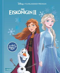 Disney: Die Eiskönigin 2 – Filmklassiker Premium: Erweiterte Ausgabe mit Poster von Disney,  Walt, Steindamm,  Constanze