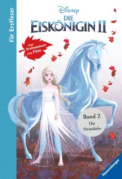 Disney Die Eiskönigin 2 – Für Erstleser: Band 2 Die Heimkehr von Neubauer,  Annette, The Walt Disney Company