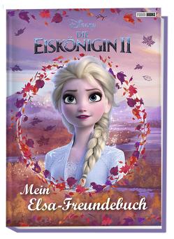 Disney Die Eiskönigin 2: Mein Elsa-Freundebuch von Panini