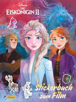 Disney Die Eiskönigin 2: Stickerbuch zum Film