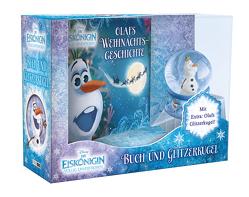 Disney Die Eiskönigin: Olafs Weihnachtsgeschichte von Julius,  Jessica, Mosqueda,  Olga T., Weber,  Claudia