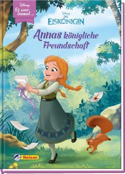 Disney Die Eiskönigin: Annas königliche Freundschaft