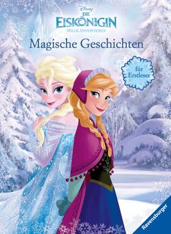 Disney Die Eiskönigin: Magische Geschichten für Erstleser von The Walt Disney Company, THiLO
