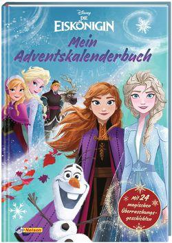 Disney – Die Eiskönigin: Mein Adventskalenderbuch (mit perforierten Seiten)