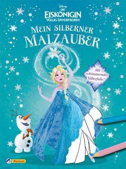 Disney Die Eiskönigin: Mein silberner Malzauber