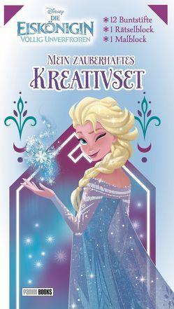 Disney Die Eiskönigin: Mein zauberhaftes Kreativset