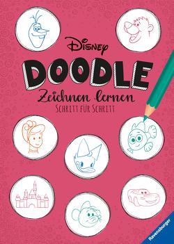 Disney Doodles – zeichnen lernen: Schritt für Schritt