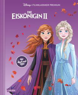 Disney: Die Eiskönigin 2 – Filmklassiker Premium: Das offizielle Buch zum Film (Disney Die Eiskönigin Teil 2) von Disney,  Walt