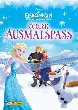 Disney Eiskönigin: Cooler Ausmalspaß