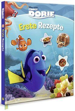 Disney Findet Dorie – Erste Rezepte