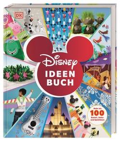 Disney Ideen Buch von Dowsett,  Elizabeth