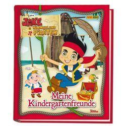 Disney Jake und die Nimmerlandpiraten Kindergartenfreundebuch von Panini