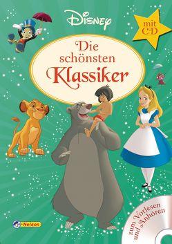 Disney Klassiker: Die schönsten Klassiker mit CD von Disney Enterprises,  Inc.,  Inc.