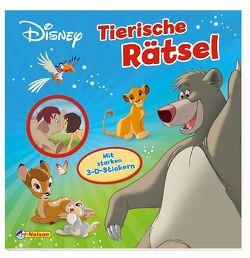 Disney Klassiker: Tierische Rätsel