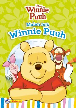 Disney Malen mit Winnie Puuh