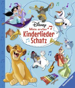 Disney Mein erster Kinderliederschatz – Mit Notensatz von The Walt Disney Company