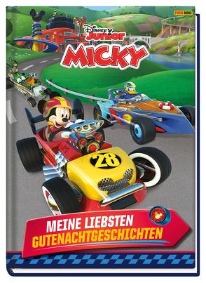 Disney Junior Micky: Meine liebsten Gutenachtgeschichten von Panini, Weber,  Claudia