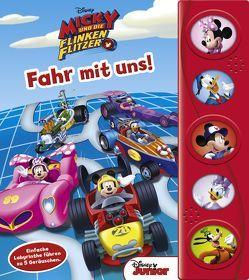 Disney Micky und die flinken Flitzern – Labyrinth-Soundbuch