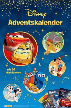 Disney Minibuch-Adventskalender
