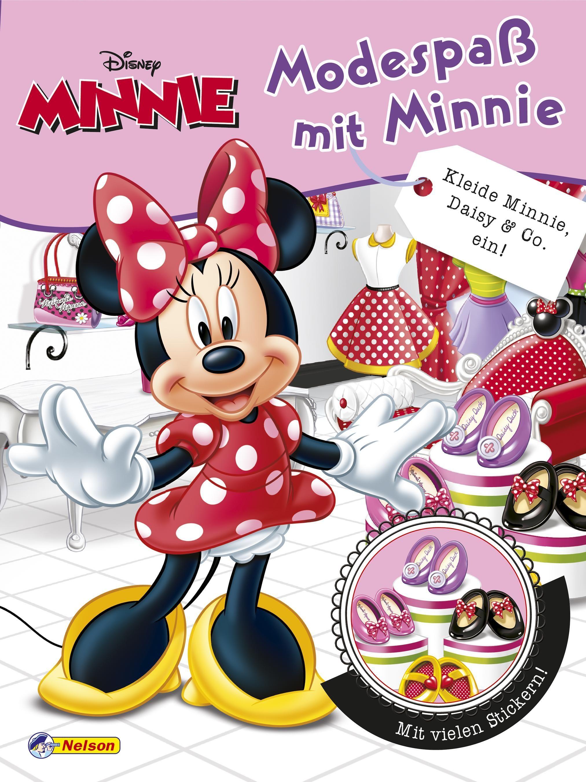 Wunderbar Minnie Und Micky Maus F Rbung Seiten Bilder Malvorlagen