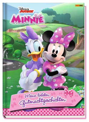 Disney Junior Minnie: Meine liebsten Gutenachtgeschichten von Panini, Weber,  Claudia