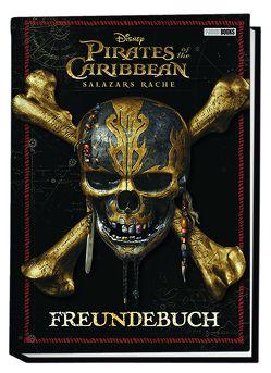Disney Pirates of the Caribbean Salazars Rache – Freundebuch von Panini