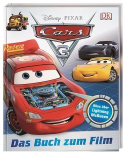 Disney Pixar Cars 3 – Das Buch zum Film von Bynghall,  Steve