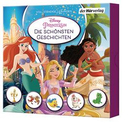 Disney Prinzessin: Die schönsten Geschichten von Carlsson,  Anna, Martienzen,  Marion, Neldel,  Alexandra, Pietermann,  Gabrielle, Walke,  Friederike