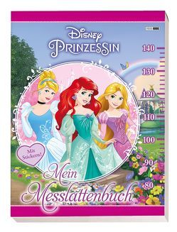 Disney Prinzessin: Mein Messlattenbuch von Hoffart,  Nicole, Rauch,  Eva-Regine