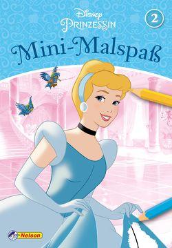 Disney Prinzessin: Mini-Malspaß Nr. 2 (Cinderella)