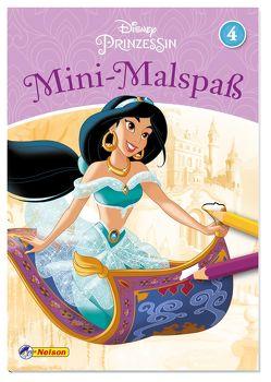 Disney Prinzessin: Mini-Malspaß Nr. 4 (Jasmin)