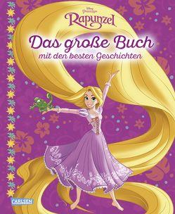 Disney Rapunzel – Das große Buch – mit den besten Geschichten von Disney