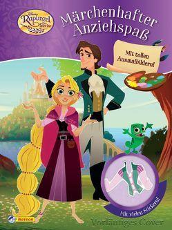 Disney Rapunzel Die Serie: Märchenhafter Anziehspaß
