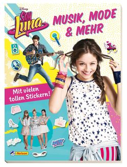 Disney Soy Luna: Disney Soy Luna: Musik, Mode & mehr