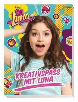 Disney Soy Luna: Kreativspaß mit Luna von Panini
