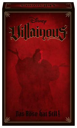 Disney Villainous von Prospero Hall