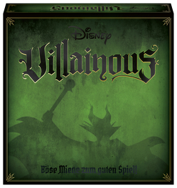Disney Villainous von Forrest-Pruzan Creative