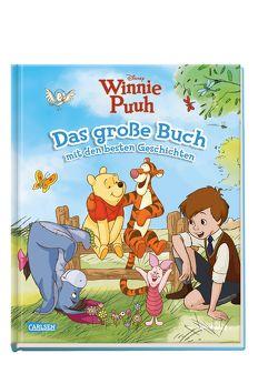 Disney Winnie Puuh – Das große Buch – mit den besten Geschichten von Blase,  Tina