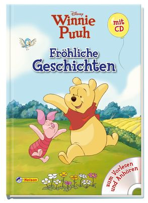 Disney Winnie Puuh: Fröhliche Geschichten mit CD von Disney Enterprises,  Inc.