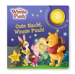 Disney Winnie Puuh: Gute Nacht, Winnie Puuh! von Hoffart,  Nicole, Wöhrmann,  Ruth