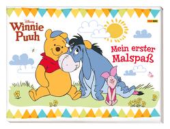 Disney Winnie Puuh: Mein erster Malspaß
