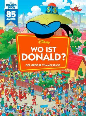 Disney: Wo ist Donald? von Disney,  Walt