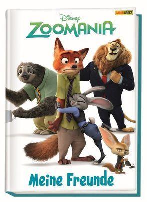 Disney Zoomania: Meine Freunde von Panini Verlags GmbH